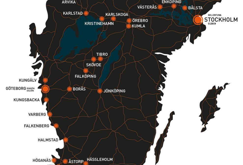 Renta expanderar och öppnarny depå i centrala Stockholm!