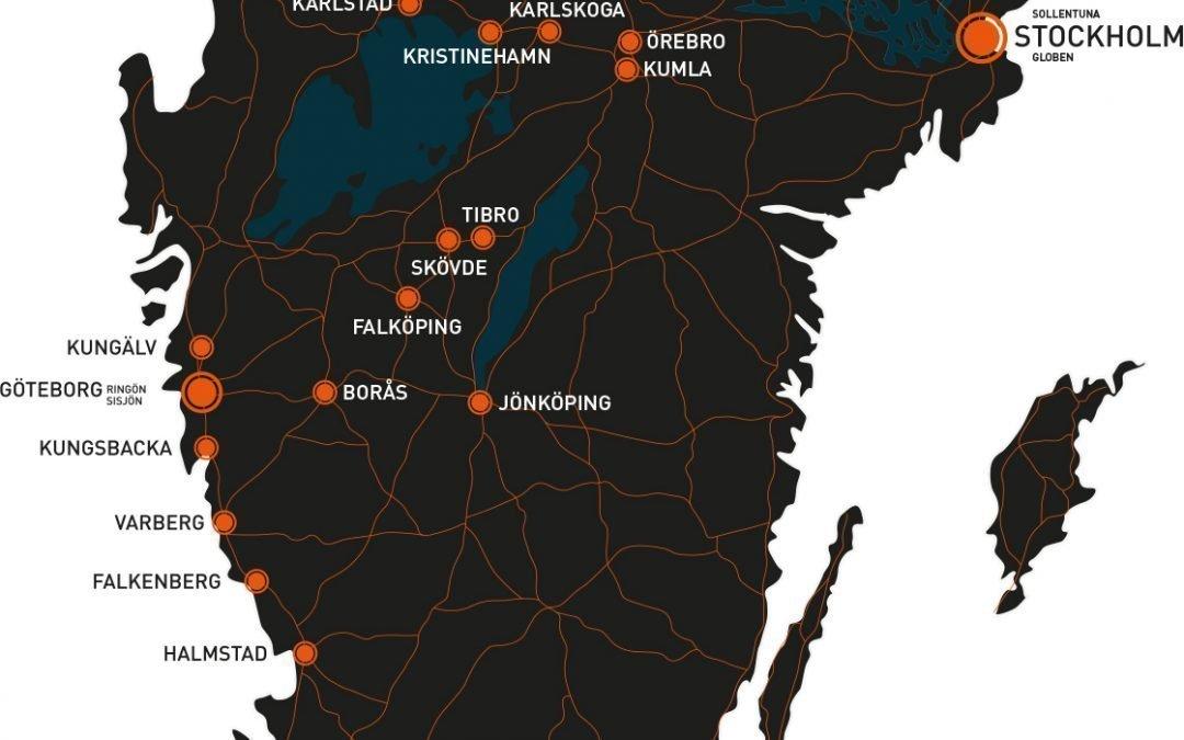 Renta går samman med  Hyrmaskiner i Värmland AB