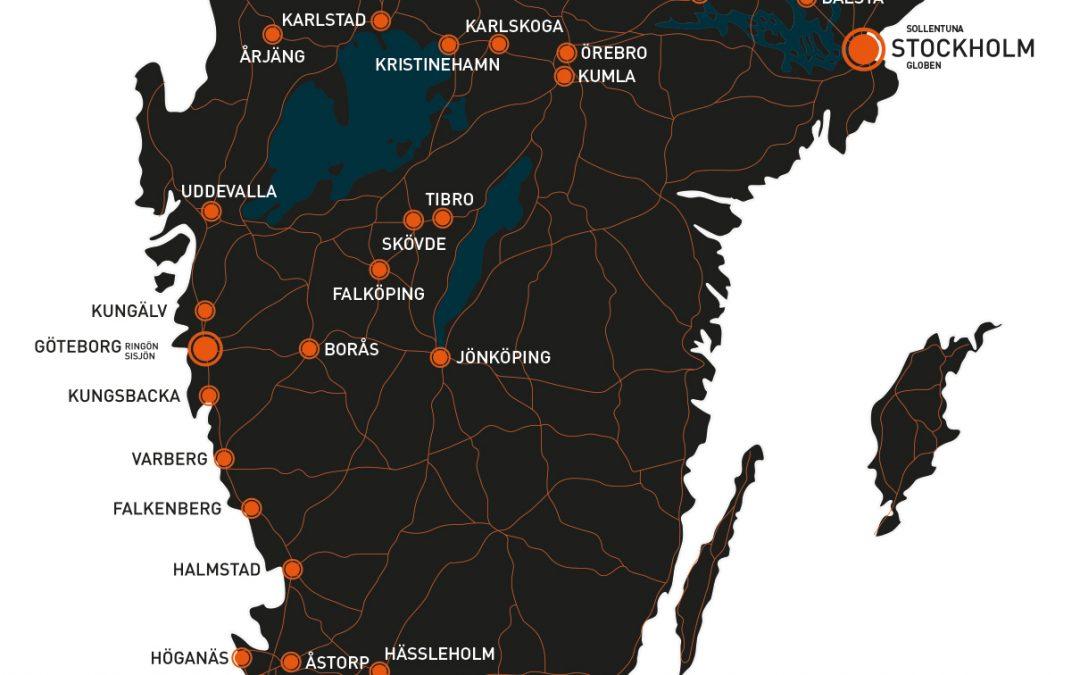 Vi öppnar ny depå i Lund!
